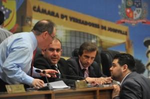 Câmara de Vereadores vira cartório de homologação da Prefeitura