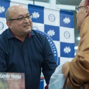 O jornalista Salvador Neto, editor do Palavra Livre, foi ver de perto e acompanha as mazelas da saúde há muitos anos.