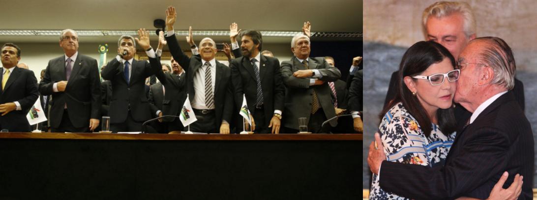 """Em meio à fumaça da crise política, Eduardo """"Caranguejo"""" Cunha (PMDB) arma golpe para se safar da cassação"""