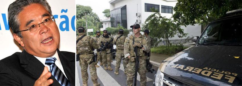 Moro e MPF manobraram para a Lava Jato ficar em Curitiba (PR), afirma Paulo Okamotto