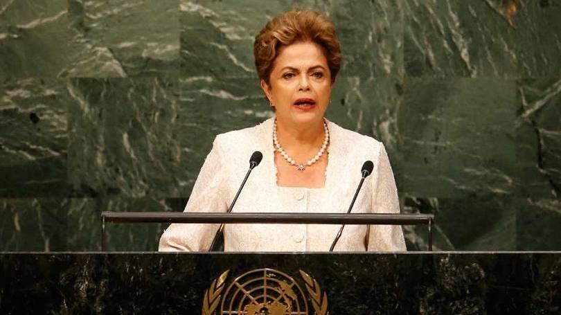 Dilma na ONU – Povo brasileiro saberá impedir qualquer retrocesso