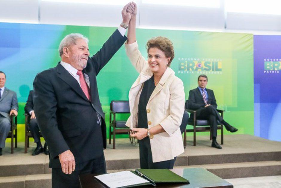 STF julga hoje a validade da nomeação de Lula para a Casa Civil
