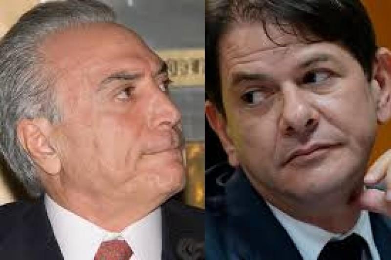 Cid Gomes pede o impeachment do vice-Presidente Michel Temer (PMDB)
