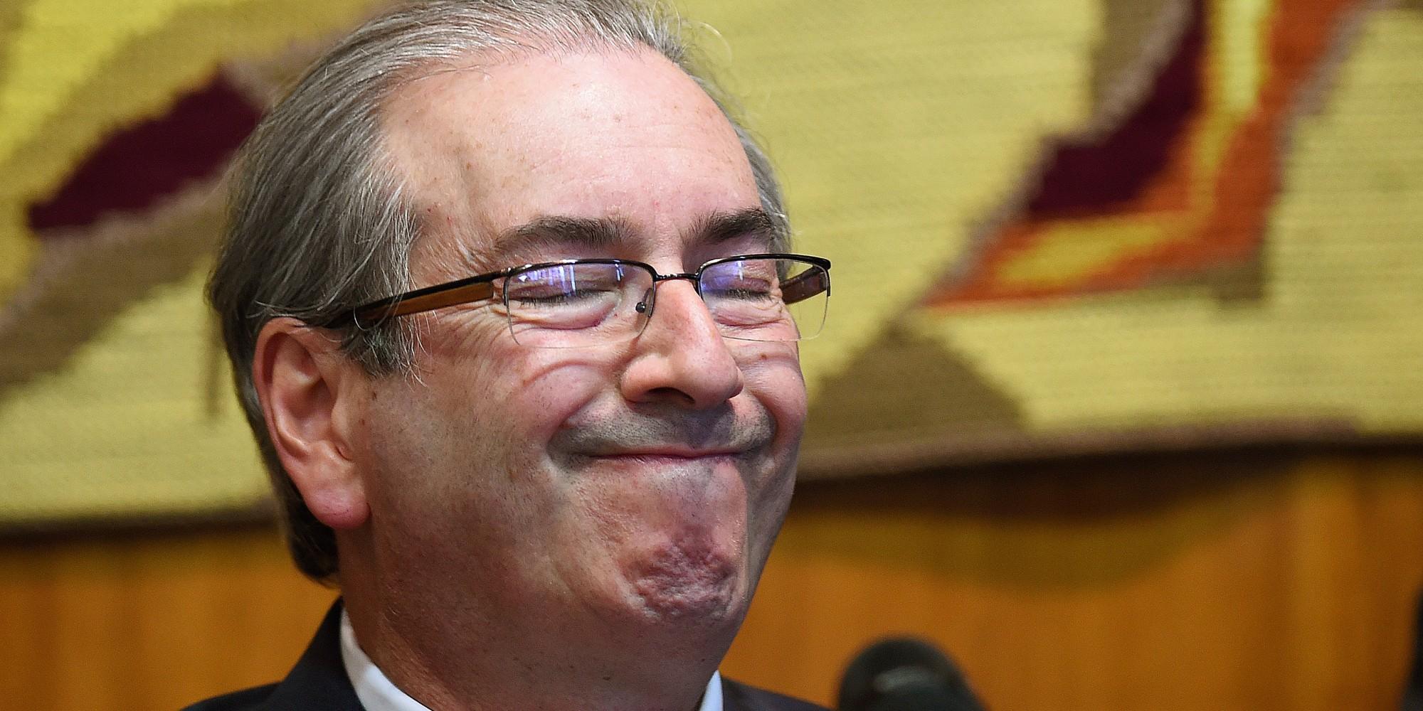 STF julga hoje (5/5) o pedido de afastamento de Eduardo Cunha (PMDB)