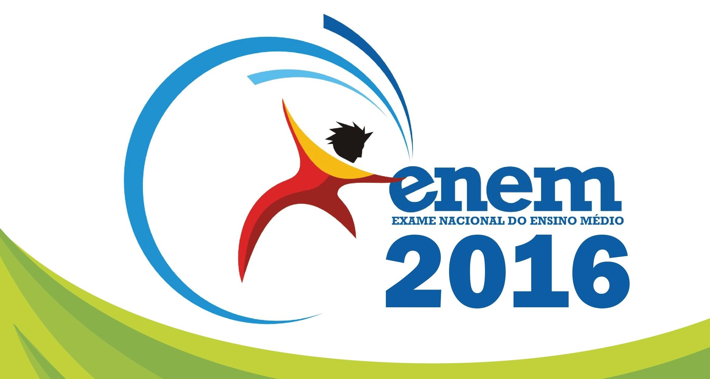 ENEM 2016 – Inscrições começam nesta segunda-feira (9/5)