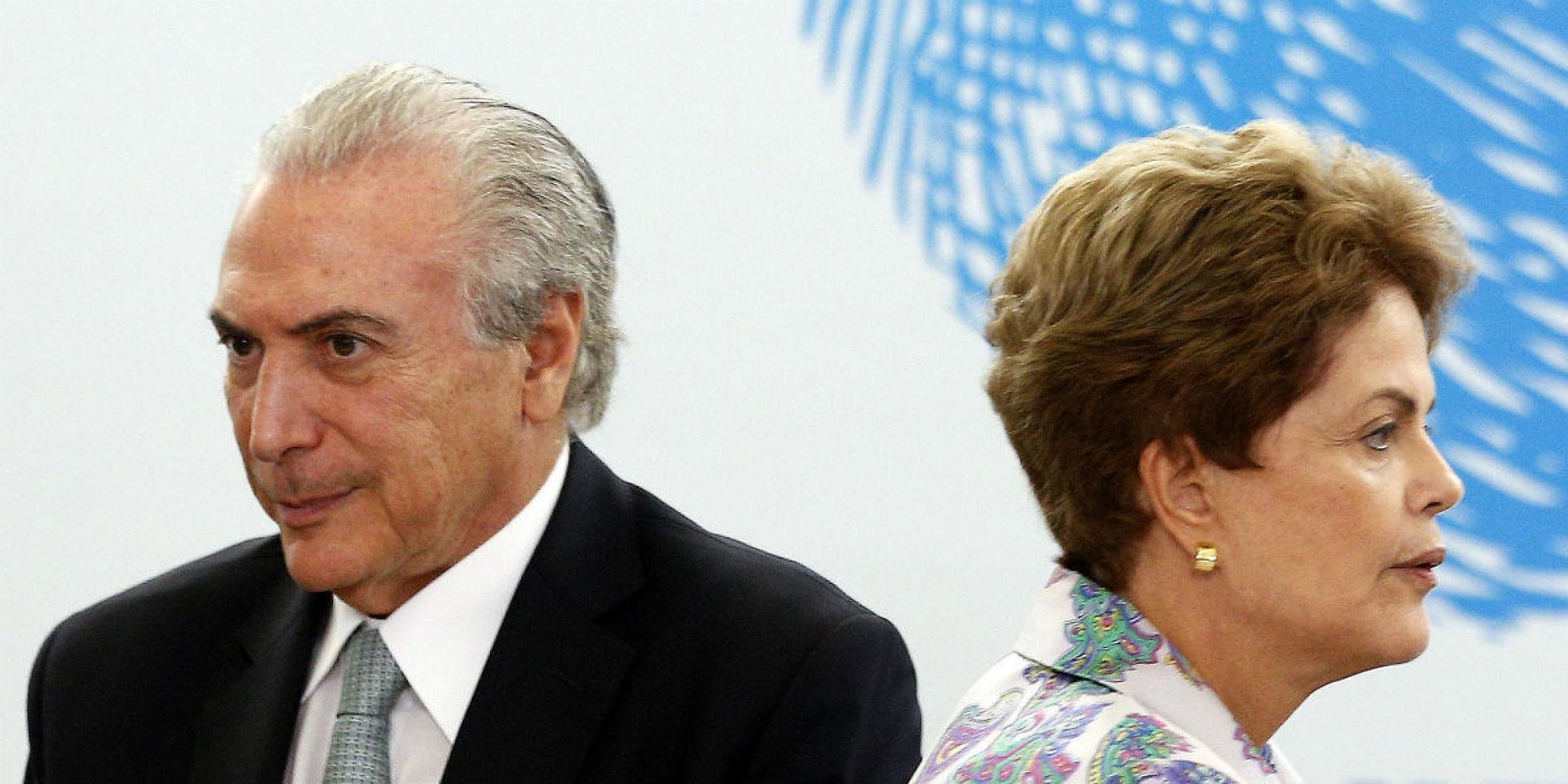 Senado aprova abertura do processo de impeachment e Dilma será afastada por até 180 dias; Temer assume