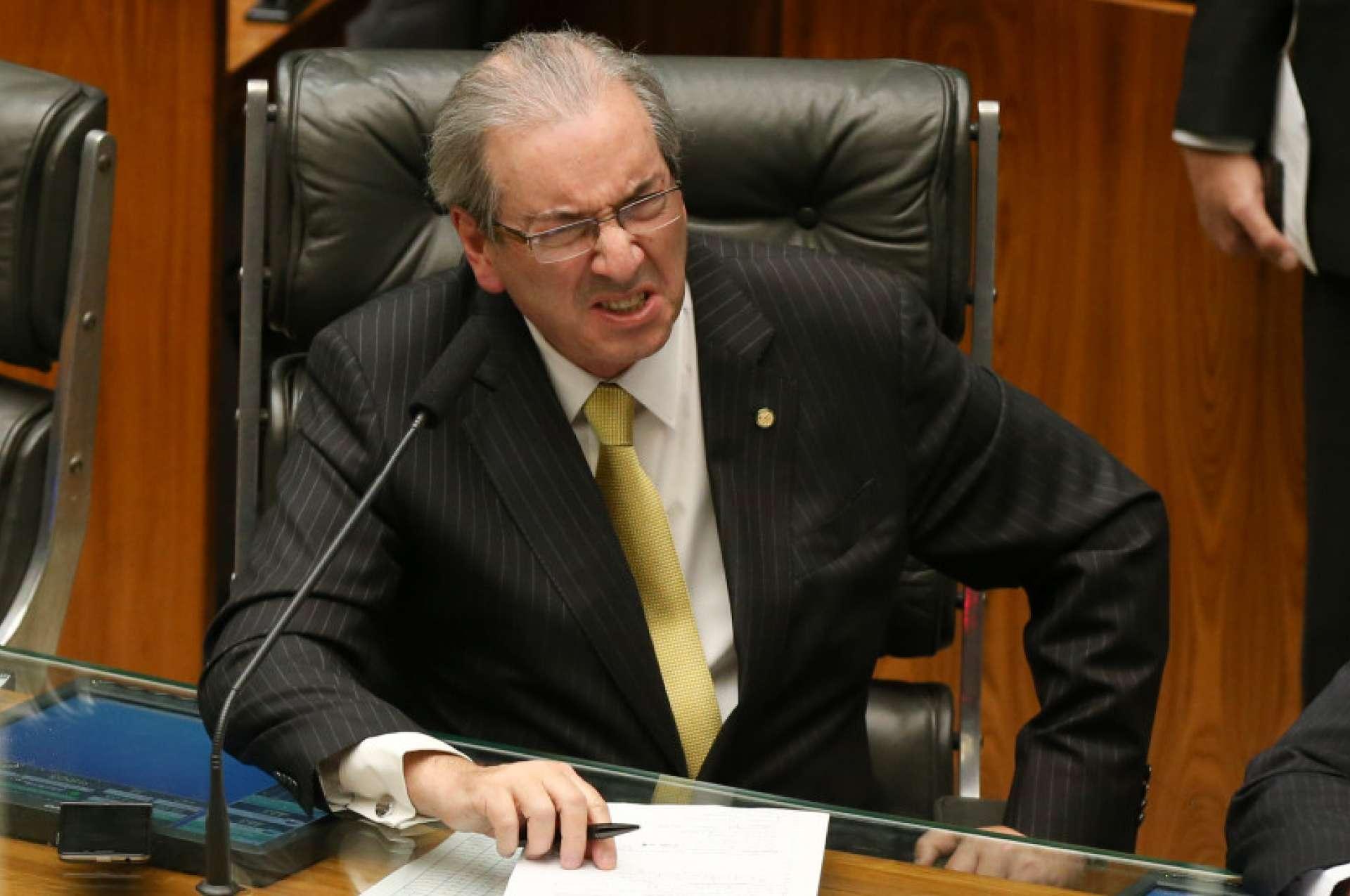Parecer do processo contra Eduardo Cunha (PMDB) será lido hoje