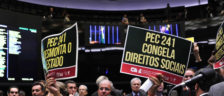 PEC 241 – Para prefeitos ela corta investimentos sociais e piora situação para municípios