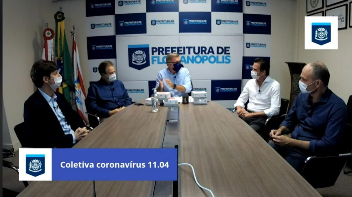 Após Governador, Prefeito de Florianópolis restringe ainda mais atividades