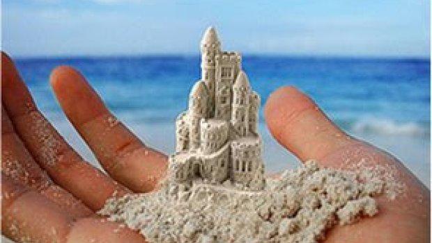 Governo ou Castelo de Areia?