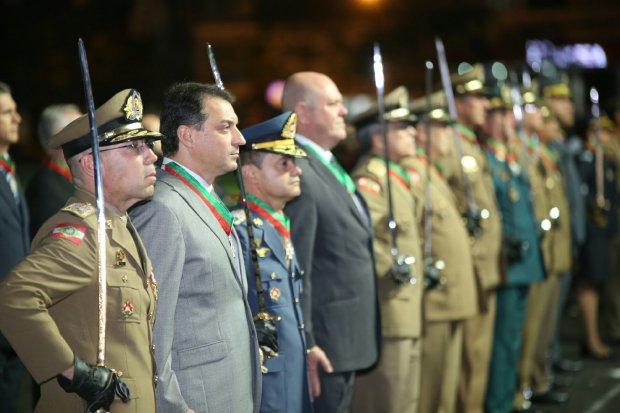 Polícia Militar de SC completa 185 anos