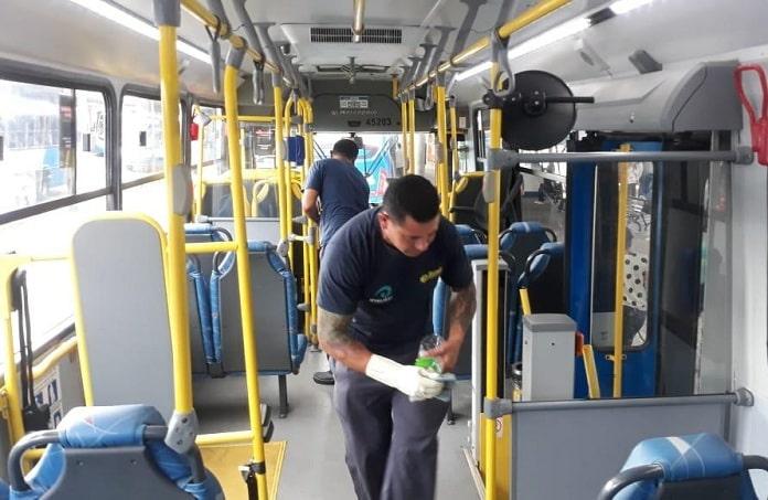 Florianópolis – Transporte Coletivo volta dia 17/6 na capital com check-in