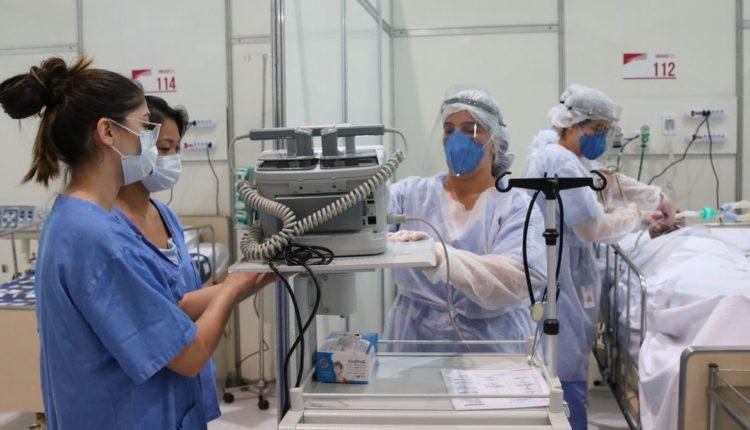 Brasil vai superar os 30 mil mortos e supera os 500 mil infectados por Covid-19