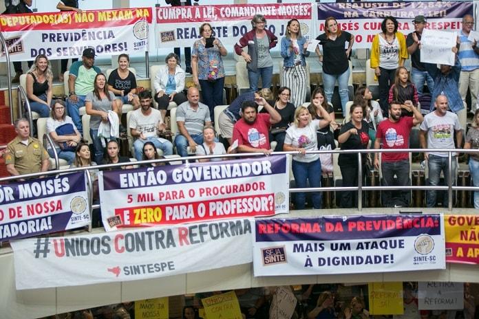 Previdência em SC – Fiesc quer economia efetiva e aprovação da PEC na Assembleia Legislativa