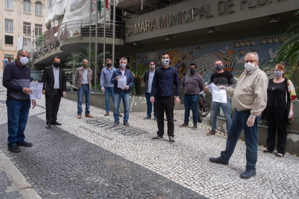 PT não aceita ficar de fora da chapa majoritária na Frente de Esquerda em Florianópolis