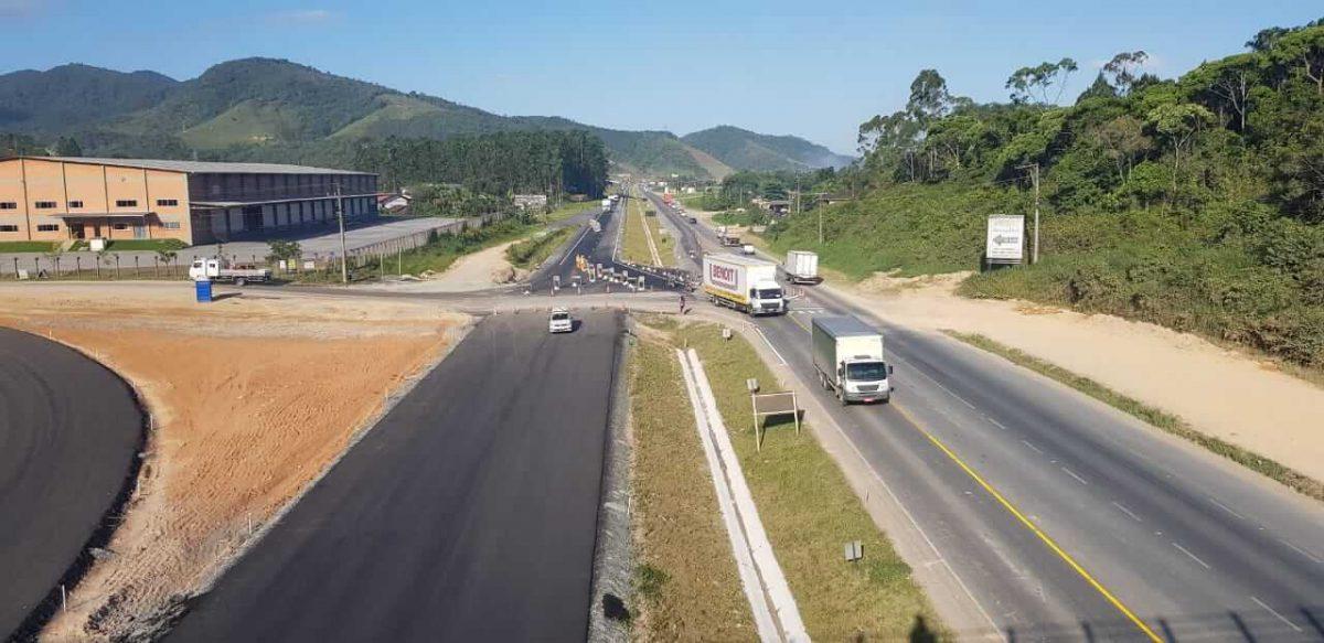 Infraestrutura – DNIT afirma que obras da BR470 receberão aporte de mais R$ 20 milhões