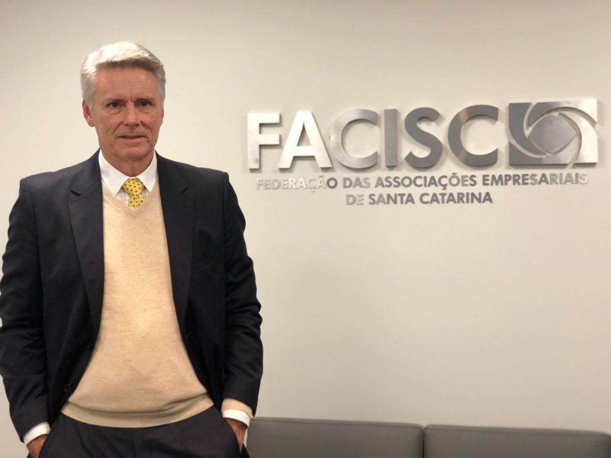 Eleições na Facisc – Sérgio Alves de Joinville (SC) lidera chapa única