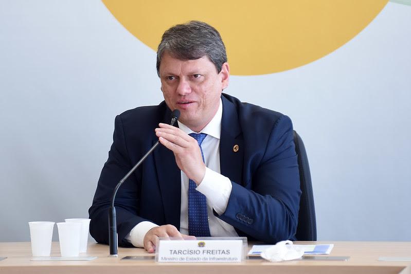 Ministro da Infraestrutura, ANTT e Arteris debatem equilíbrio financeiro das obras do Contorno de Florianópolis