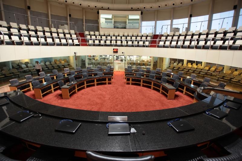 Alesc retoma os trabalhos com eleição da Mesa Diretora na próxima segunda-feira (1/2)
