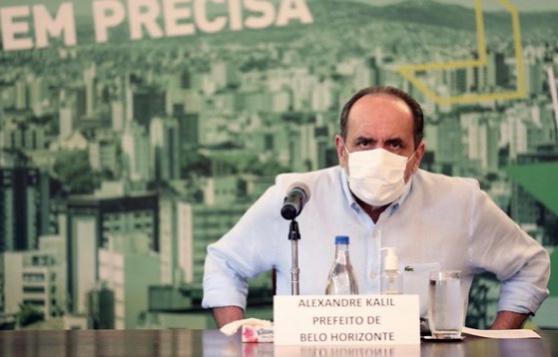 Covid-19: Belo Horizonte terá lockdown a partir de segunda-feira (11)