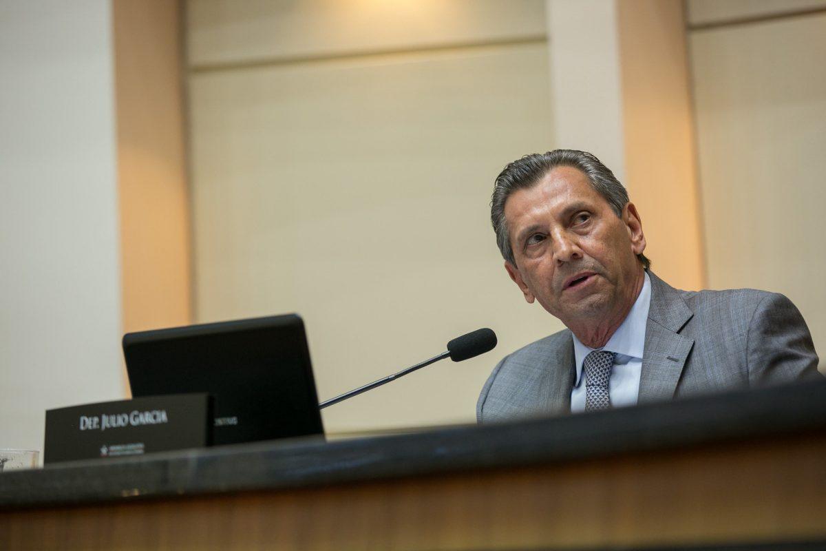 Julio Garcia: Em nota, presidente da Alesc se diz inocente e contesta prisão