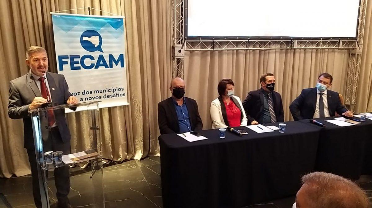 FECAM: Nova diretoria tomou posse na Capital